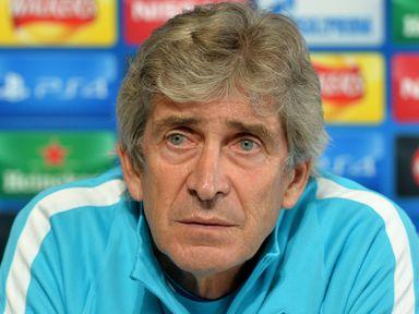 Manuel Pellegrini: Looking ahead to Wednesday clash