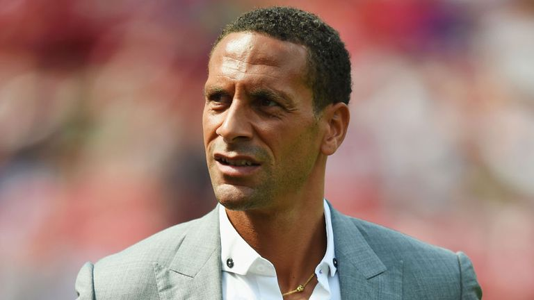 Rio Ferdinand will be back at Old Trafford for a November charity match