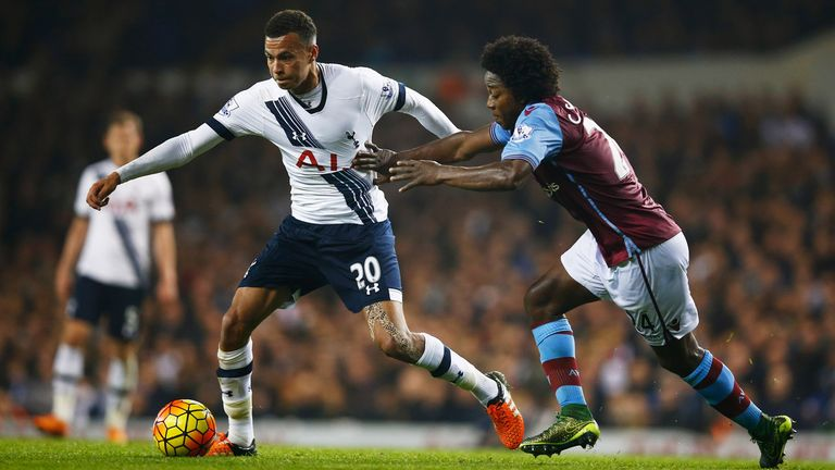 Tottenham will look to bounce back from their midweek defeat by Borussia Dortmund