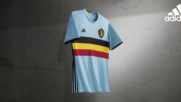 Here's the away kit for FIFA's highest-ranked team