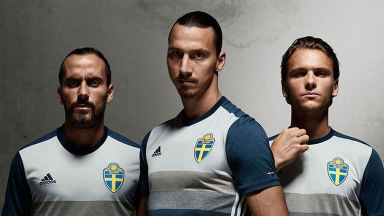 Will Zlatan and co be in France to model this away kit?