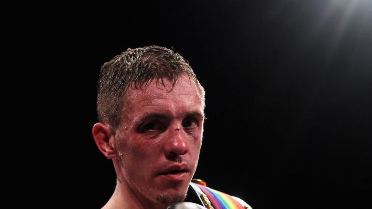 Nottingham's Jason Booth has fought battles inside and outside the ring