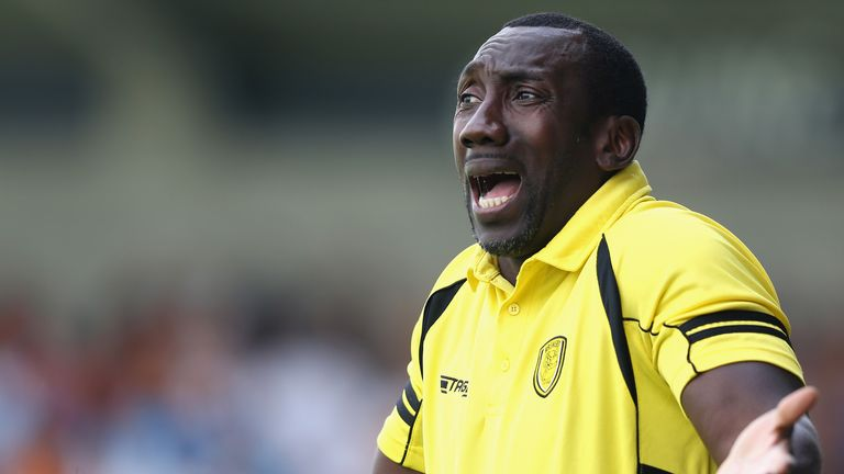 Jimmy Floyd Hasselbaink: Linked with QPR in the press