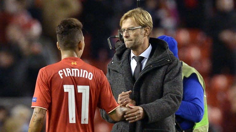 Jurgen Klopp is a confirmed admirer of the Brazilian