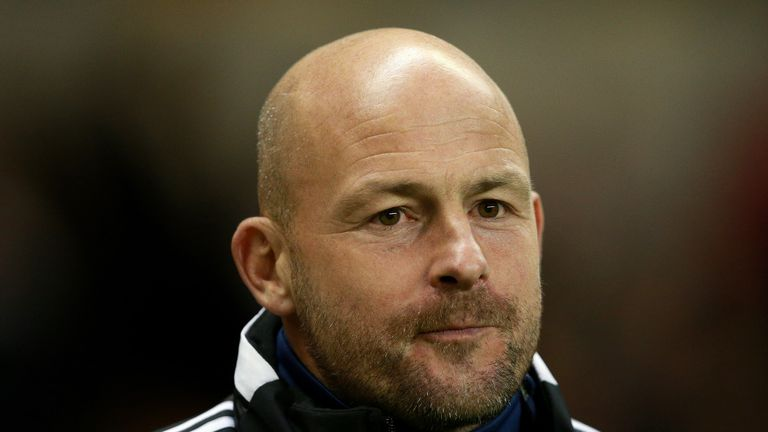 Lee Carsley says he is not interested in the vacant Birmingham manager position