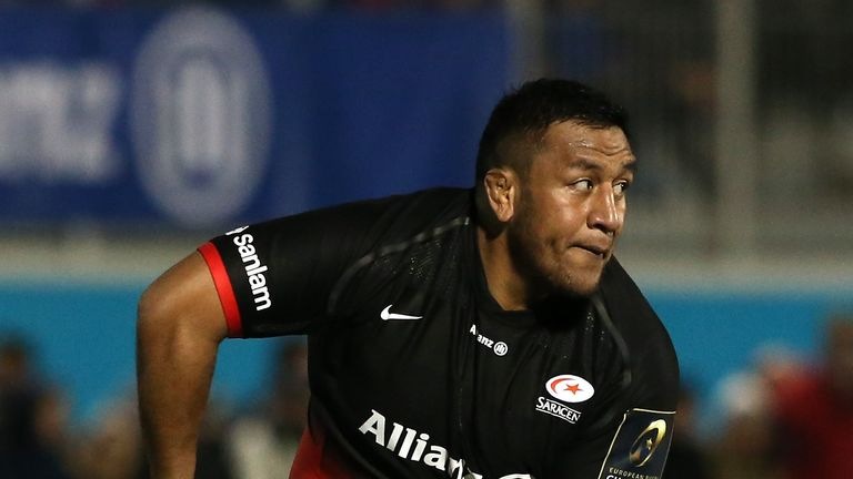 Mako Vunipola is pushing hard for a Six Nations starting berth with England