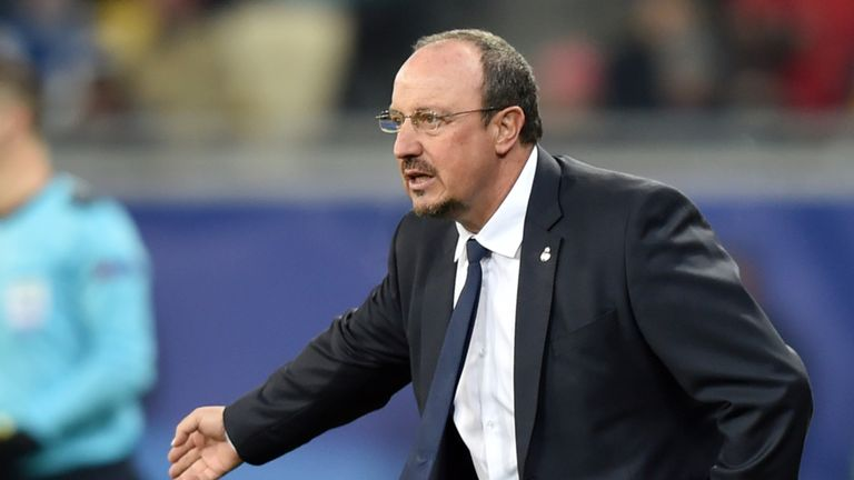Valencia have approached Rafa Benitez about manager's job at the Mestalla