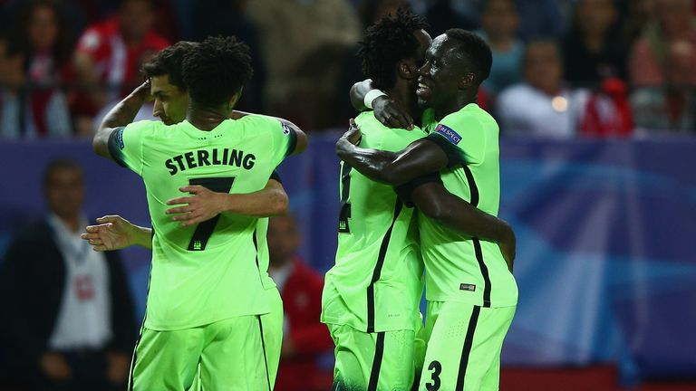Villa no match for City after Sevilla success.