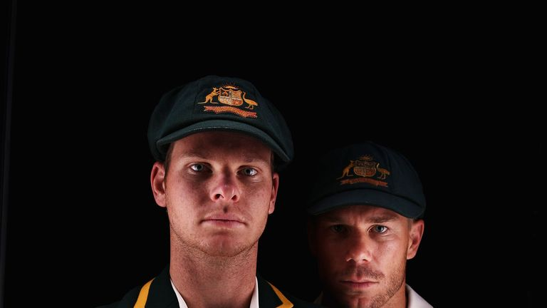 Australia's captain and vice-captain Steve Smith and David Warner have both spoken out over the pay dispute