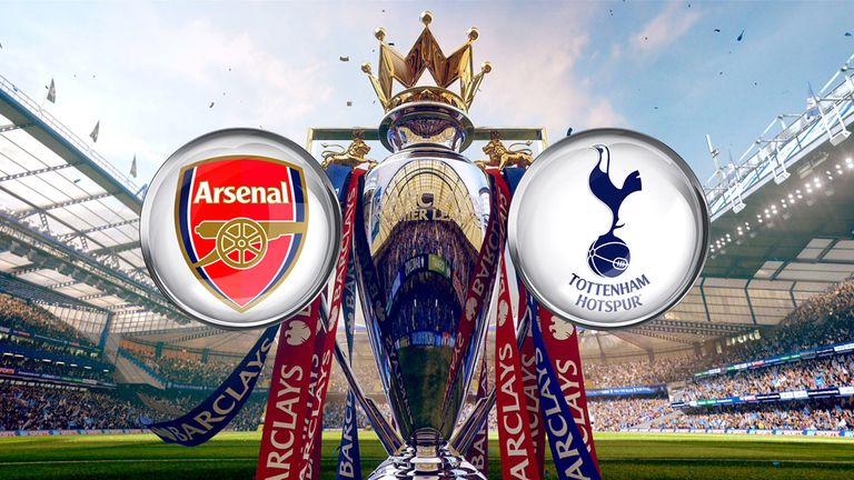 Image result for LONDON DERBY: ARSENAL V TOTTENHAM HOTSPUR TICKETS