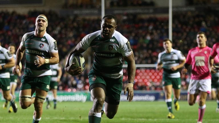 Leicester were 33-20 winners over Stade in round one of this season's pool stages