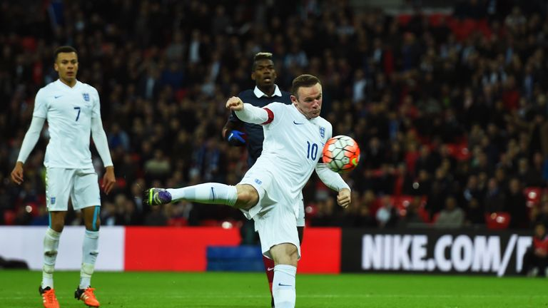 The England captain and record goalscorer is confident he will be close to 100 per cent in time for Euro 2016 this summer