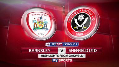Barnsley 1-1 Sheff Utd