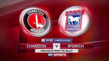 Charlton 0-3 Ipswich