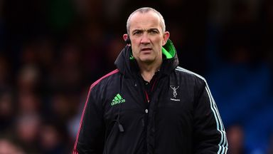 Conor O'Shea, Harlequins' director of rugby