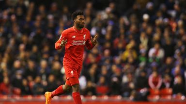 Daniel Sturridge could start for Liverpool after recovering from injury