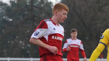 Bradley Halliday: Extends Accrington stay