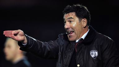 Chesterfield have parted company with Dean Saunders
