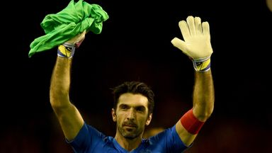 Gianluigi Buffon plans to retire after the 2018 World Cup, when he will be 40