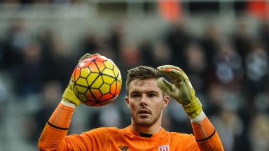 Mark Hughes says £20m would not be enough to sign Jack Butland