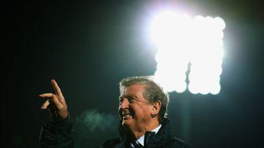 Roy Hodgson enjoyed a stunning qualifying campaign with England