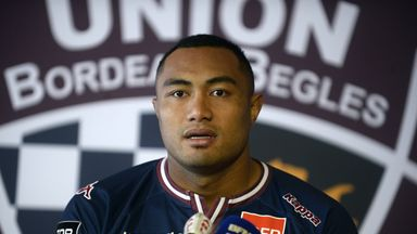 Sekope Kepu has signed a three-year contract with Bordeaux-Begles