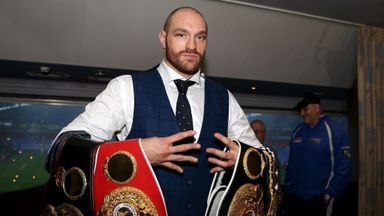 Could Tyson Fury fight Wladimir Klitschko at Croke Park in Dublin?