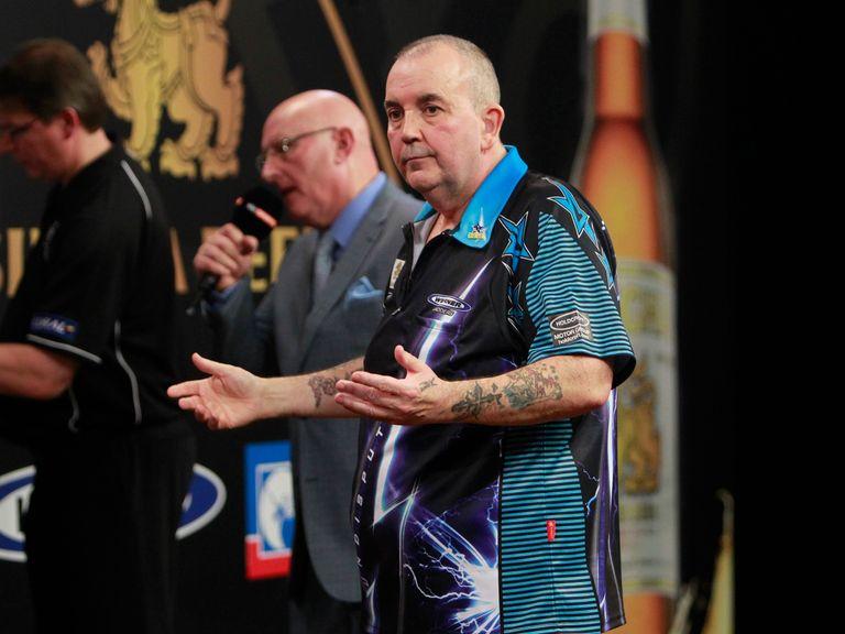 grand slam of darts fixtures