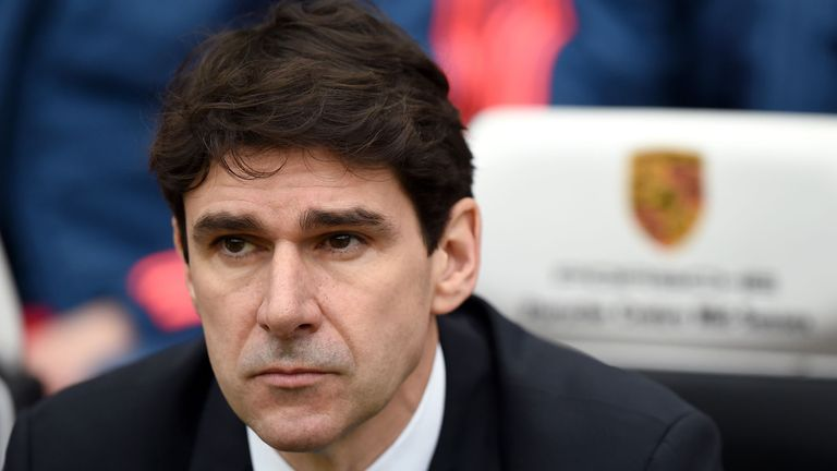 Aitor Karanka's Middlesbrough have won just three times in 10 games