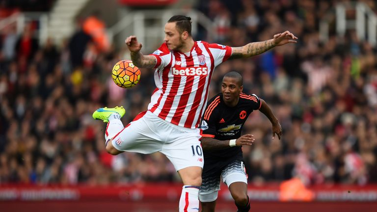 Marko Arnautovic haunts Manchester United with a devastating display