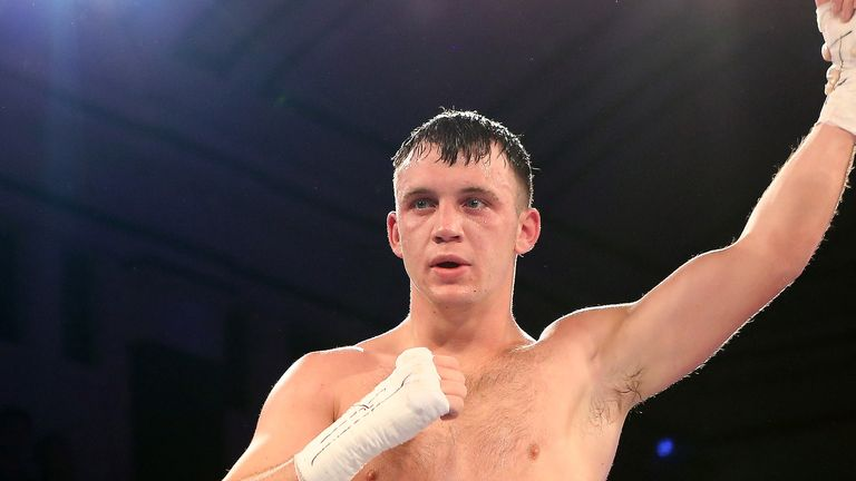 Fred Evans will have his first professional fight in early 2016