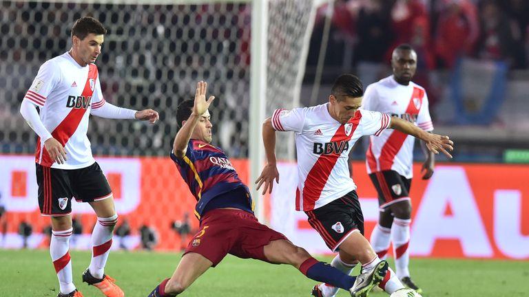 Barcelona 3-0 River Plate: La Liga Leaders Finish Year