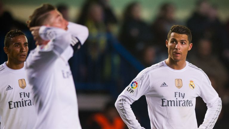 Cristiano Ronaldo also defended his stats in the wake of criticism from journalists