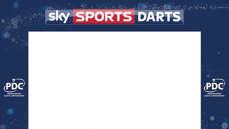 pdc dart live