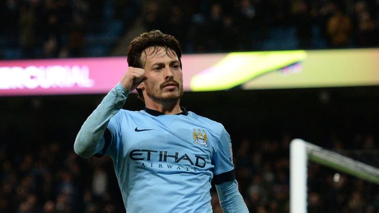 David Silva should play a key role in Guardiola's City team