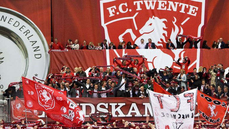 Fc twente face eredivisie relegation over finances football news sky sports - Dutch jupiler league table ...
