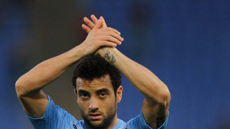 Lazio have rubbished rumours a sale has been agreed for Felipe Anderson