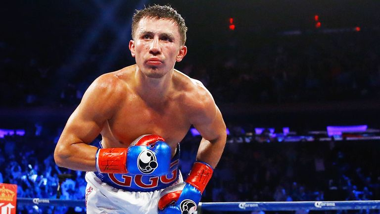 Gennady Golovkin is a fan of Groves but says the Londoner lacks power