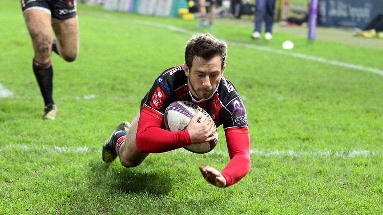 Greig Laidlaw is back for Gloucester