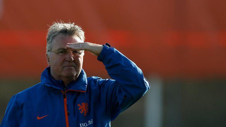 Tokeo la picha la Guus Hiddink