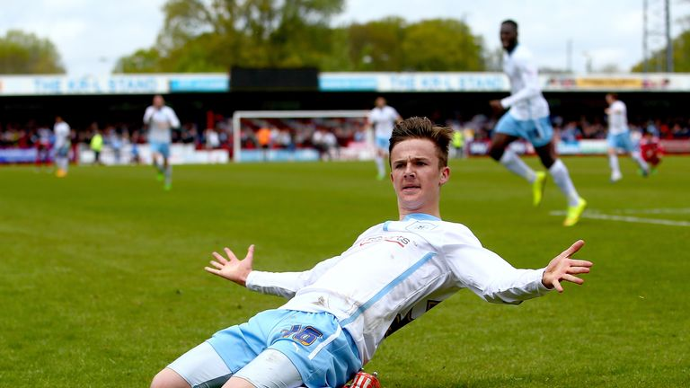 James Maddison is just one of the graduates from Coventry's academy