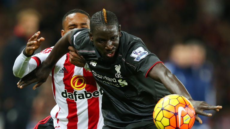 Klopp was unhappy with a late tackle on Liverpool centre-back Mamadou Sakho