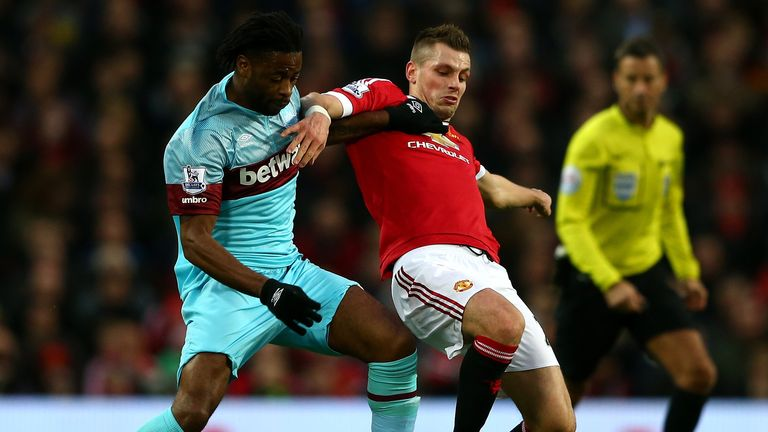 West Ham managed to earn a draw on their last visit to Old Trafford earlier this season