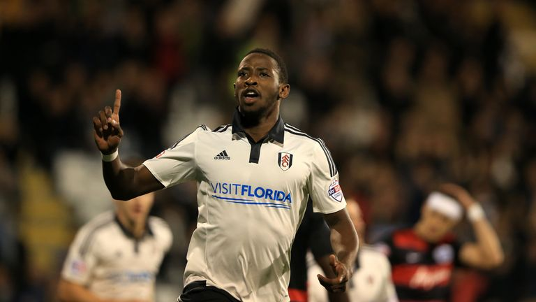 Dembele is out of contract at Fulham at the end of the season