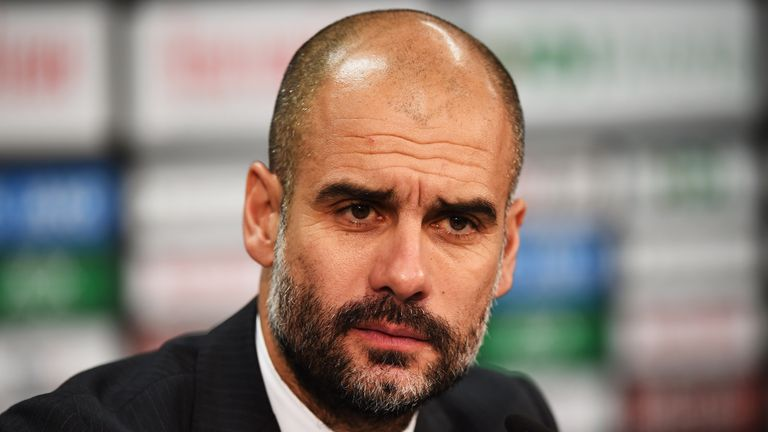 Guardiola guided Bayern to successive Bundesliga titles