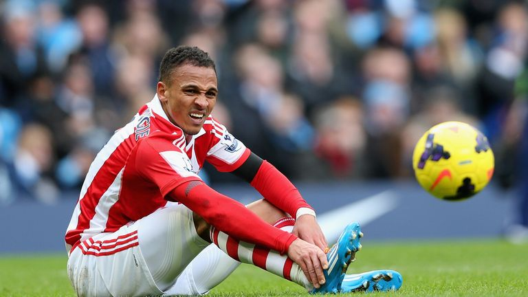 Odemwingie made the move to Stoke in January 2014, where he has found the net five times