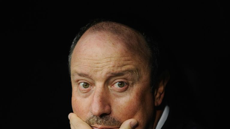 Rafa Benitez is 'unlikely to be blamed' for the blunder