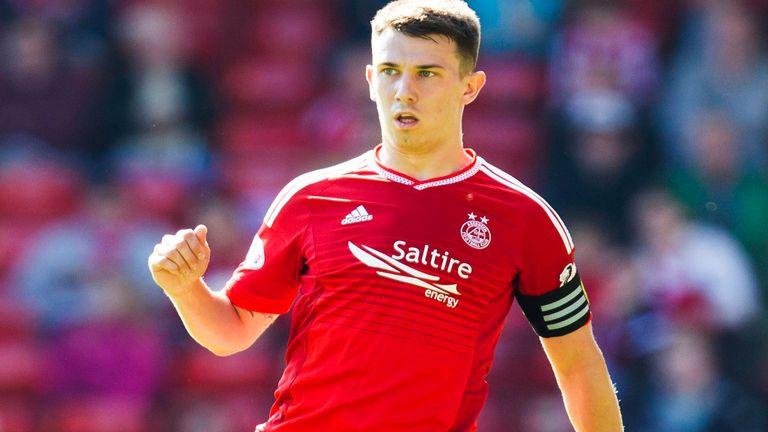 Aberdeen captain Ryan Jack has praised Craig Storie