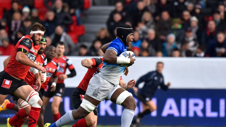 Maro Itoje has been touted as a future England captain