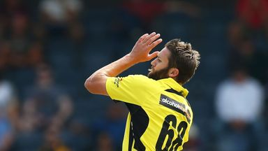Andrew Tye will join Gloucestershire next season